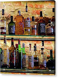 Soon Time For A Drink Acrylic Print by Dorothy Berry-Lound