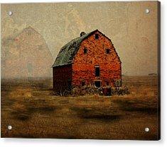 Soon To Be Forgotten Acrylic Print by Julie Hamilton
