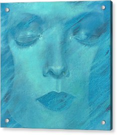 Acrylic Print featuring the painting Soul  by Ragen Mendenhall