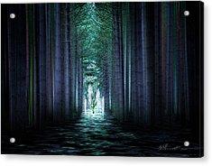 Soul Tree Acrylic Print by Svetlana Sewell