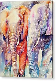 Soulmates Forever Acrylic Print
