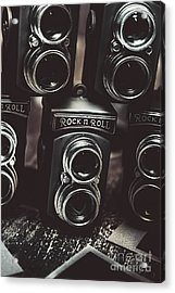 Sound Of Creative Photos Acrylic Print by Jorgo Photography - Wall Art Gallery