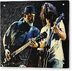 Soundgarden Acrylic Print