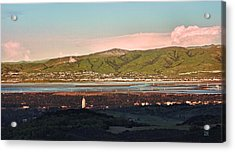South Bay With Stanford Acrylic Print