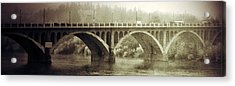 South Bridge  Acrylic Print