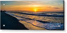 South Carolina Sunrise Acrylic Print