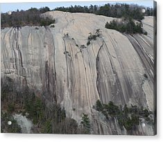 South Face - Stone Mountain Acrylic Print