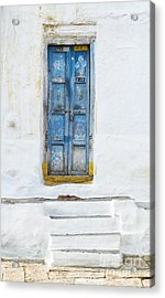 South Indian Door Acrylic Print