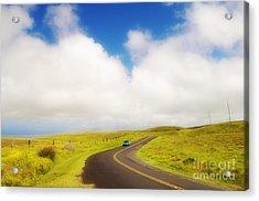 South Kohala Acrylic Print by Greg Vaughn - Printscapes