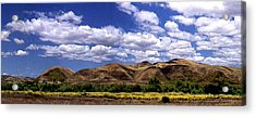 Acrylic Print featuring the photograph South Of Eden Larry Darnell by Larry Darnell