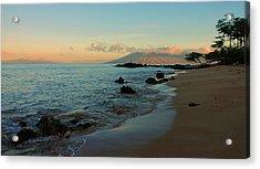 South Shore Dawn Acrylic Print