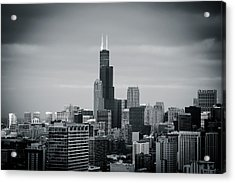 South Side View Acrylic Print