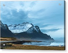 Southeast Iceland Countryside Acrylic Print