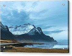 Southeast Iceland Countryside Acrylic Print