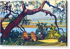 Southern Adirondacks Acrylic Print