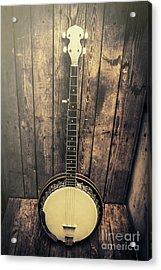 Southern Bluegrass Music Acrylic Print by Jorgo Photography - Wall Art Gallery