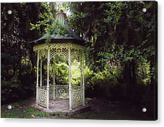 Acrylic Print featuring the photograph Southern Charm by Jessica Brawley