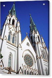 Southern Church Acrylic Print