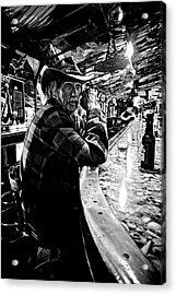 Southern Dude Acrylic Print