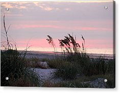 Southern Dunes Acrylic Print