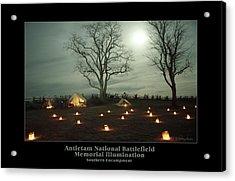 Southern Encampment 90 Acrylic Print by Judi Quelland