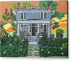 Southern Home II Acrylic Print