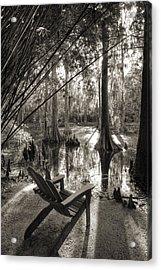 Southern Living Acrylic Print by Dustin K Ryan