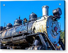 Southern Pacific Train Number 90 Acrylic Print by Garry Gay