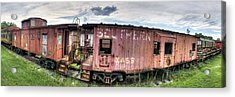 Southern Railroad Acrylic Print by Fred Baird