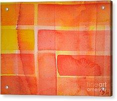 Southern Sun Acrylic Print