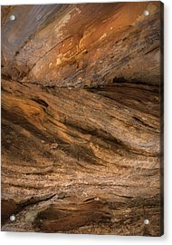 Southwest Abstract Acrylic Print by Joseph Smith