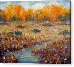 Southwest Autumn Acrylic Print