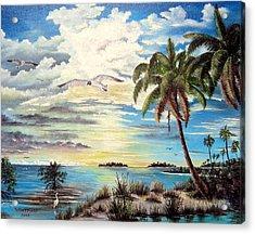 Southwest Florida Acrylic Print