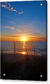 Southwest Florida Sunset Acrylic Print