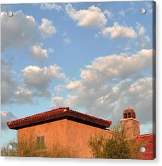 Southwest Skyscape Acrylic Print