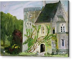 Southwick Hall Acrylic Print