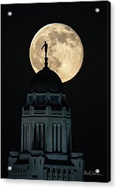 Sower's Moon Acrylic Print