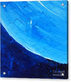 Space Abstract #3 Acrylic Print by Ryan Wood
