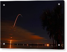 Space Station Bound Acrylic Print