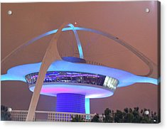 Acrylic Print featuring the photograph Spaceship by Matthew Bamberg