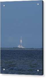 Spacex Crs6 Liftoff Acrylic Print