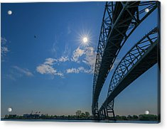 Spacious Skies Acrylic Print