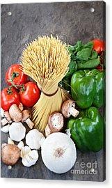 Spaghetti  Acrylic Print