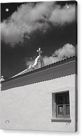 Spanish House Acrylic Print by Douglas Pike
