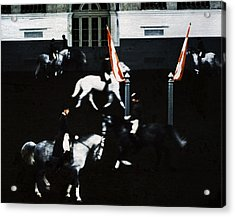 Spanish Riding School Acrylic Print