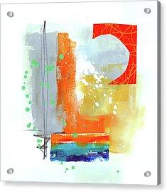 Spare Parts#4 Acrylic Print by Jane Davies