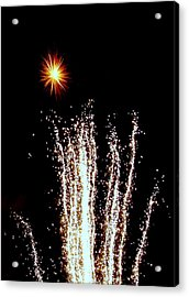 Sparkle And Water Acrylic Print by Michael Canning