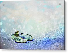 Acrylic Print featuring the photograph Sparkling by Aimelle