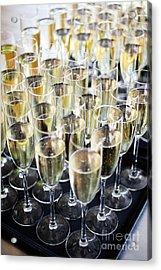 Sparkling Wine Acrylic Print