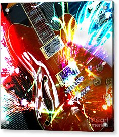 Acrylic Print featuring the photograph Sparks Fly by LemonArt Photography